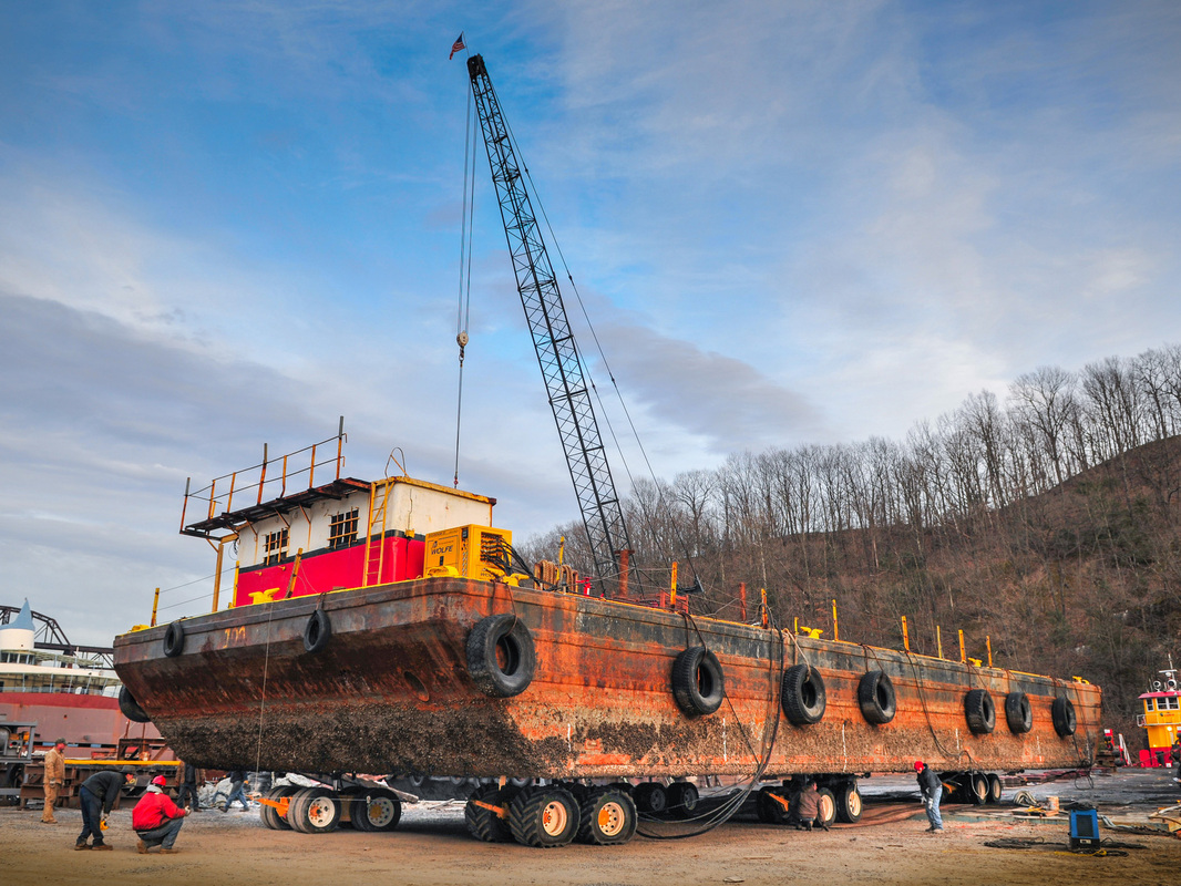 Barge Relocation